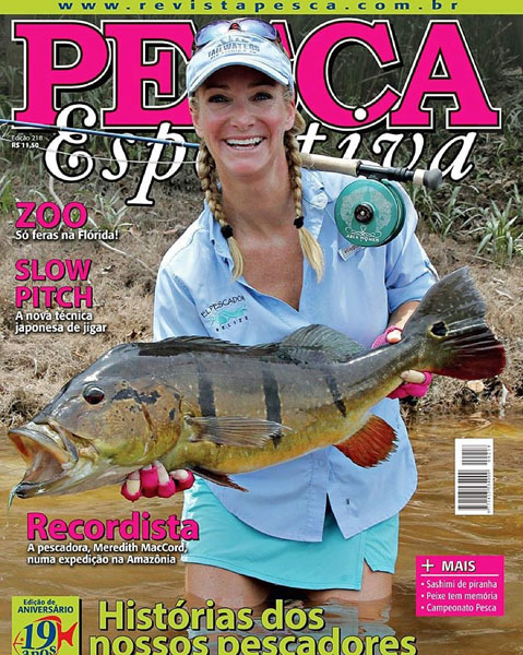 Pesca Esportiva Cover, December 2015