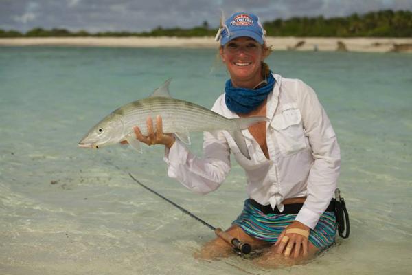 Venturing Angler Profile