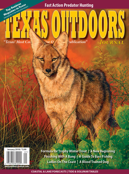 Texas Outdoor Journal Profile